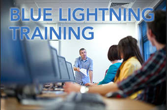 Blue Lightning Training